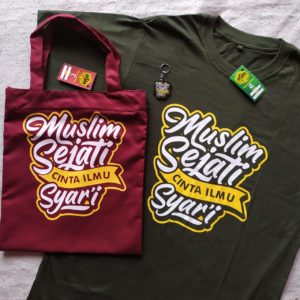 "Kaos Nasehat Dewasa merk ""Ahsan Collection"""