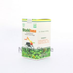 Herbal Stabitens Al Afiat 60 Kapsul