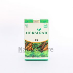 Herbal Hersidar Al Afiat 60 Kapsul