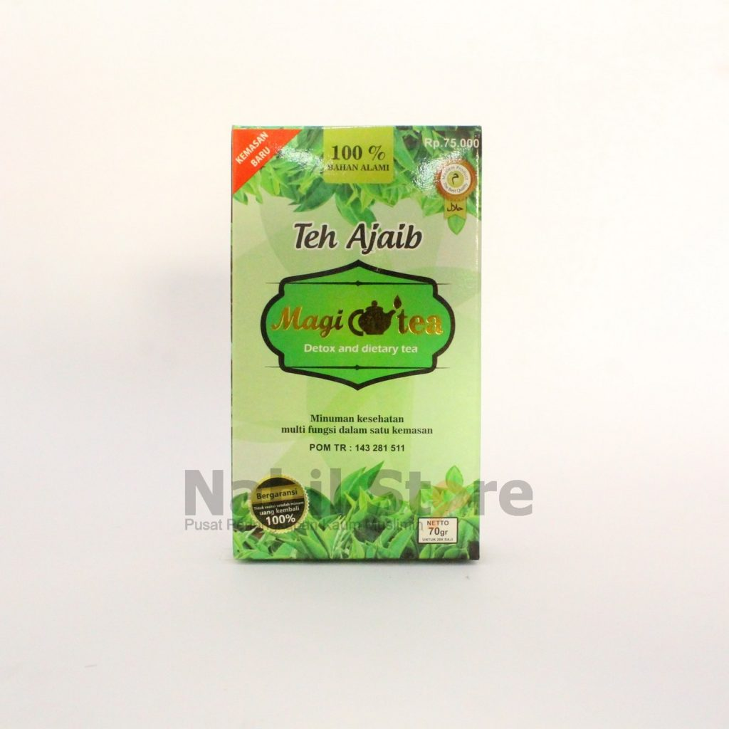 Jual Herbal Teh Ajaib (Magic Tea) Detox and Dietary Tea grosir dan eceran