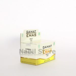 Herbal Gamat Emas Al Afiat 60 Kapsul