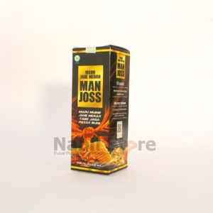 pelangsing herbal aman, Madu Madu Jahe Merah MAN JOSS Al Afiat 350ml 250ml