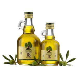 Minyak Zaitun Asli Arab, Herbal Minyak Zaitun RS [Rafael Salgado] Extra Virgin Olive Oil [250 mL]