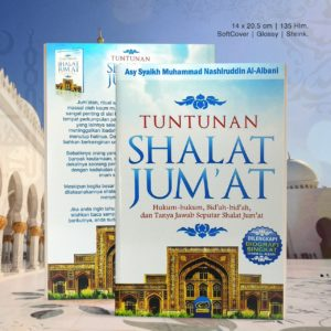 gold g jelly gamat asli, Buku Tuntunan Shalat Jum'at