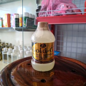 Madu Sidr Shah Alam, Herbal Jelly Gamat Gold-G Original