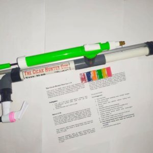 Tembakan Cicak Pistol Cicak – THE CICAK HUNTER GUN